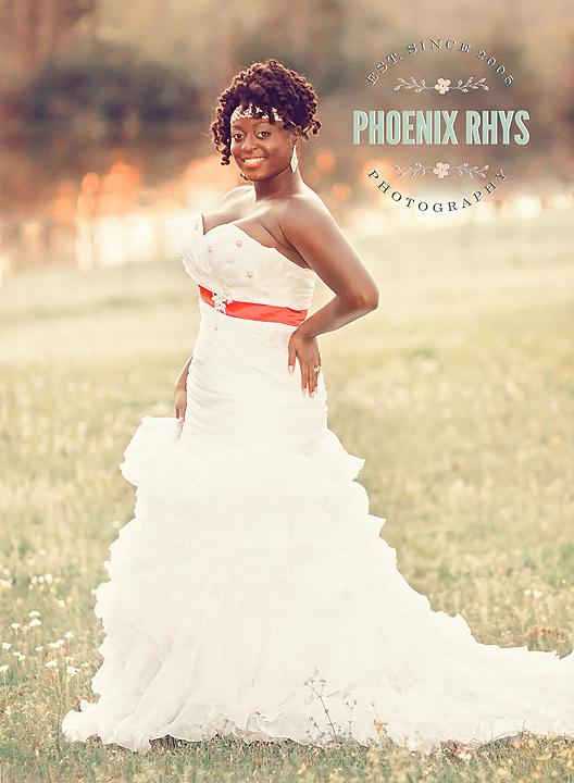 Bride At Cedars Of Lebanon Tyler Texas Wedding Photographer